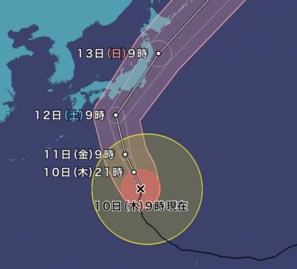 台風19号影響競艇開催g1中止順延関東直撃