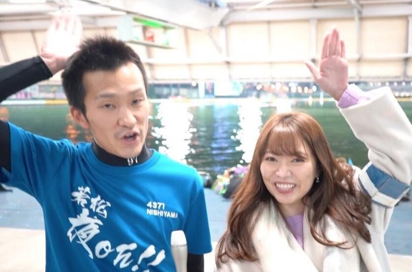西山貴浩選手結婚成績2