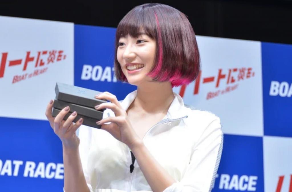 武田玲奈競艇ボートレース天才美女ボートレーサー1