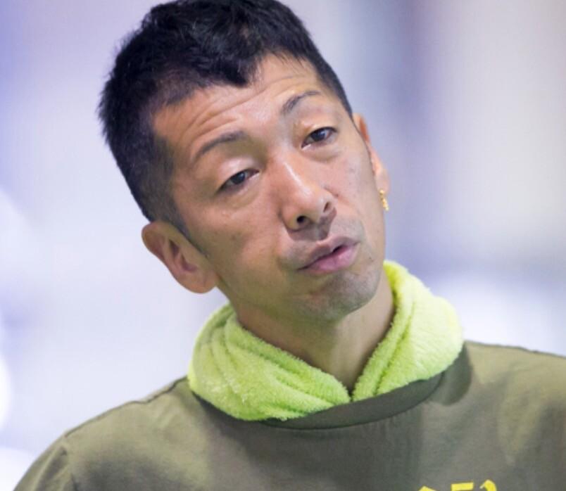 ベテランレーサー平石和男選手3