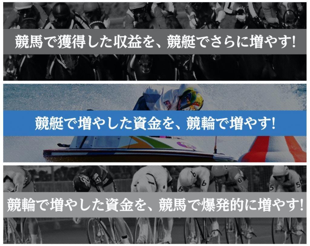 [三競の的中の法則]で競艇のプロ予想を有料プランを購入して検証!!口コミ,評価,評判などまとめ