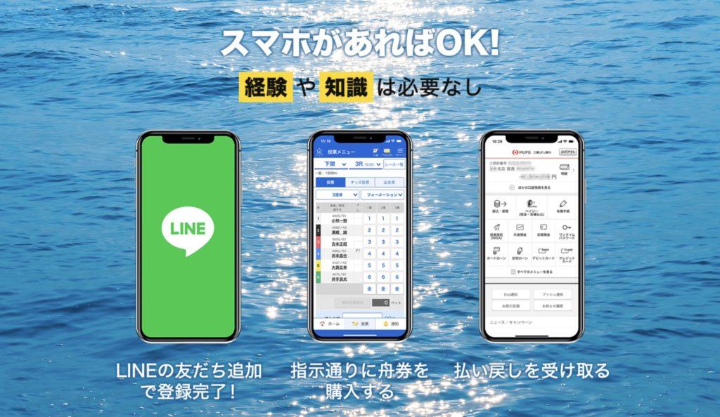 競艇予想サイトリーダーシップ(LEADERHIP)競艇プロ予想サイト3